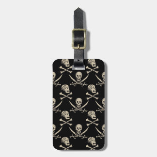 Pirates of the Caribbean 5 | Rogue - Pattern Luggage Tag