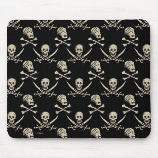 Pirates of the Caribbean 5 | Rogue - Pattern Mouse Pad
