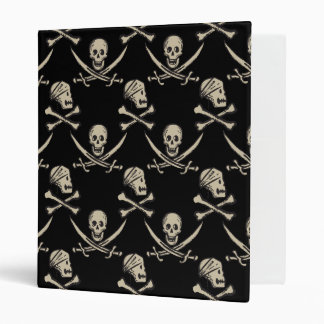 Pirates of the Caribbean 5 | Rogue - Pattern Vinyl Binders