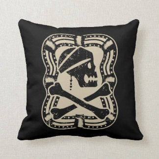 Pirates of the Caribbean 5 | Save Your Soul Throw Pillow