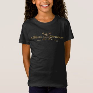 Pirates of the Caribbean 5 Skull Logo T-Shirt