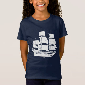 Pirates of the Caribbean 5 | The Sea Rules All T-Shirt