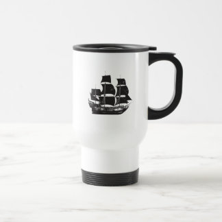 Pirates of the Caribbean 5 | The Sea Rules All Travel Mug