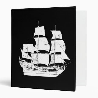 Pirates of the Caribbean 5 | The Sea Rules All Vinyl Binder
