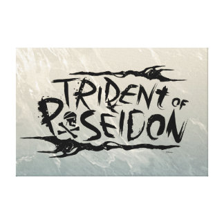 Pirates of the Caribbean 5 | Trident of Poseidon Canvas Print