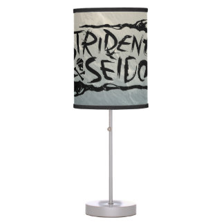 Pirates of the Caribbean 5 | Trident of Poseidon Table Lamps
