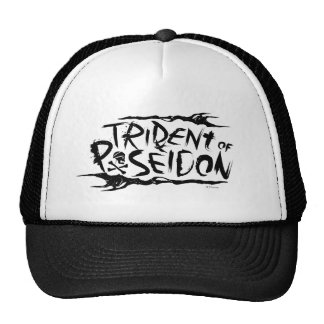 Pirates of the Caribbean 5 | Trident of Poseidon Trucker Hat