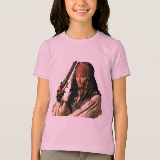 Jack sparrow with shirt off
