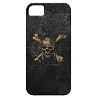 Pirates of the Caribbean Skull & Cross Bones iPhone 5 Cases