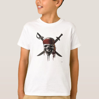 Pirates of the Caribbean Skull Logo T-Shirt