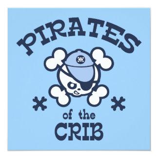 Pirates of the Crib Card