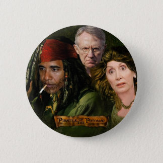 Pirates_of_the_Potomac 2 Inch Round Button