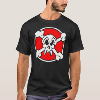 Pirates of the Red Pearl full frontal T-Shirt