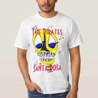 Pirates Piano Head T-Shirt