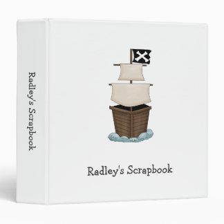 Pirates · Pirate Ship 3 Ring Binders
