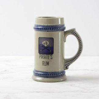 Pirates Rum Stein