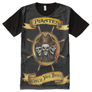 Pirates-Watch Your Booty