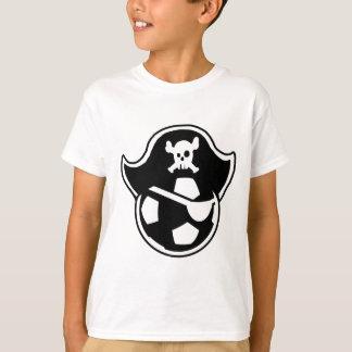 Pirates Youth Soccer Team or Club Logo T-Shirt