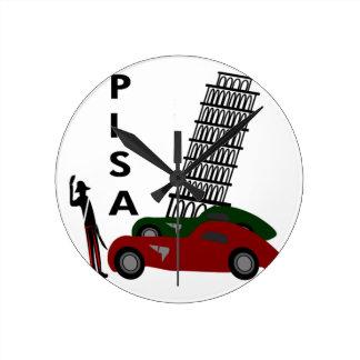Pisa City Clock