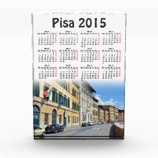 Pisa, Italy 2015 Calendar