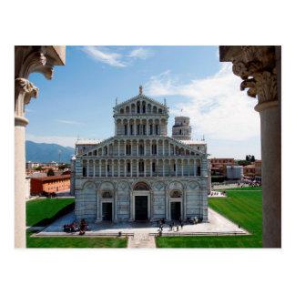 Pisa Postcard