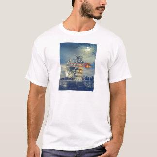 Pisa Tower Koala Bear Funny T-Shirt