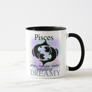 Pisces About You Mug