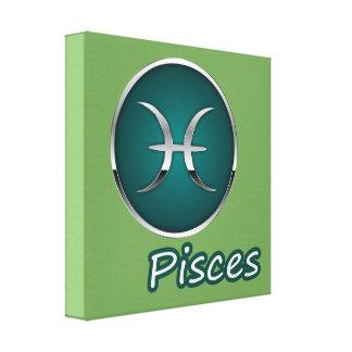 Pisces -- Canvas print