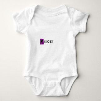 PISCES COLOR BABY BODYSUIT