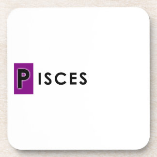 PISCES COLOR COASTER