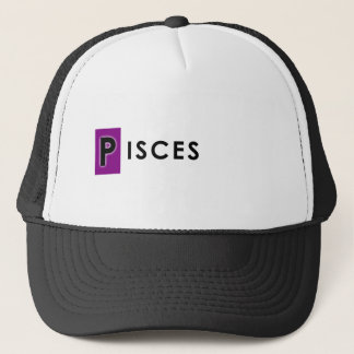 PISCES COLOR TRUCKER HAT