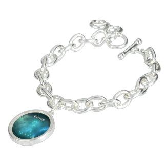 Pisces constellation bracelet