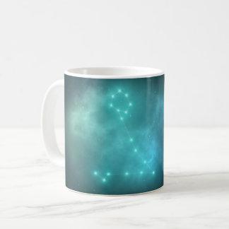 Pisces constellation coffee mug