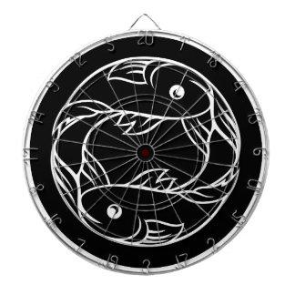 Pisces Fish Zodiac Astrology Sign Dartboard