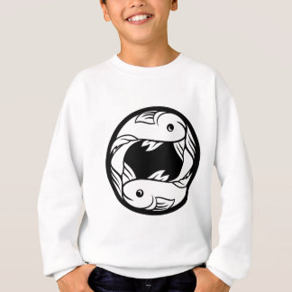 Pisces Fish Zodiac Horoscope Astrology Sign Sweatshirt