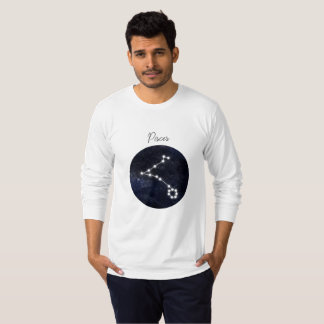 Pisces horoscope sign, you can customize T-Shirt