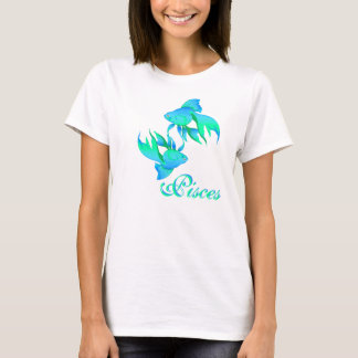 Pisces Horoscope T-shirt