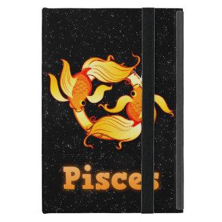 Pisces illustration iPad mini covers