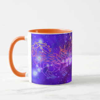 Pisces in the year of the Dragon Mug