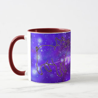Pisces in the year of the Pig Mug