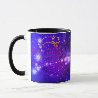 Pisces in the year of the Snake Mug