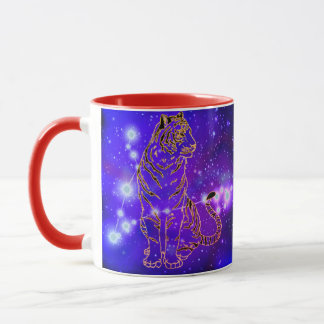 Pisces in the year of the Tiger Mug