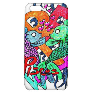 Pisces iPhone 5 glossy case iPhone 5C Cover