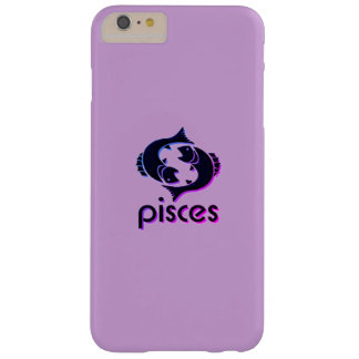 Pisces, iPhone 6/6s Plus, Barely There Phone Case