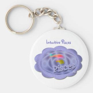 Pisces Keychain