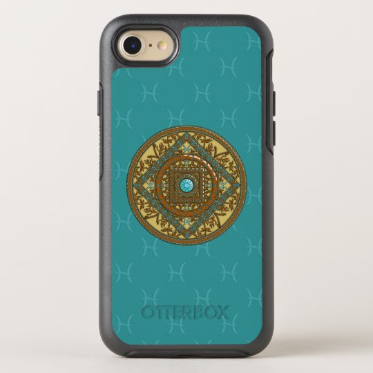Pisces Mandala Otterbox Phone Case