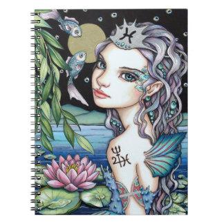 Pisces Notebook