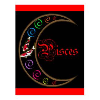 Pisces Postcard