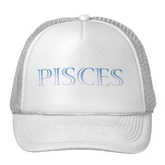 Pisces Sign Hat