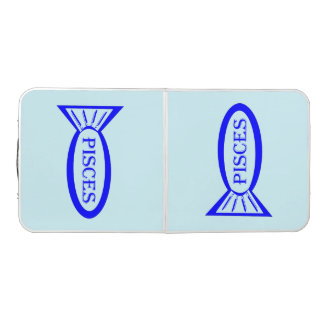 Pisces Star Sign Fish Pong Table